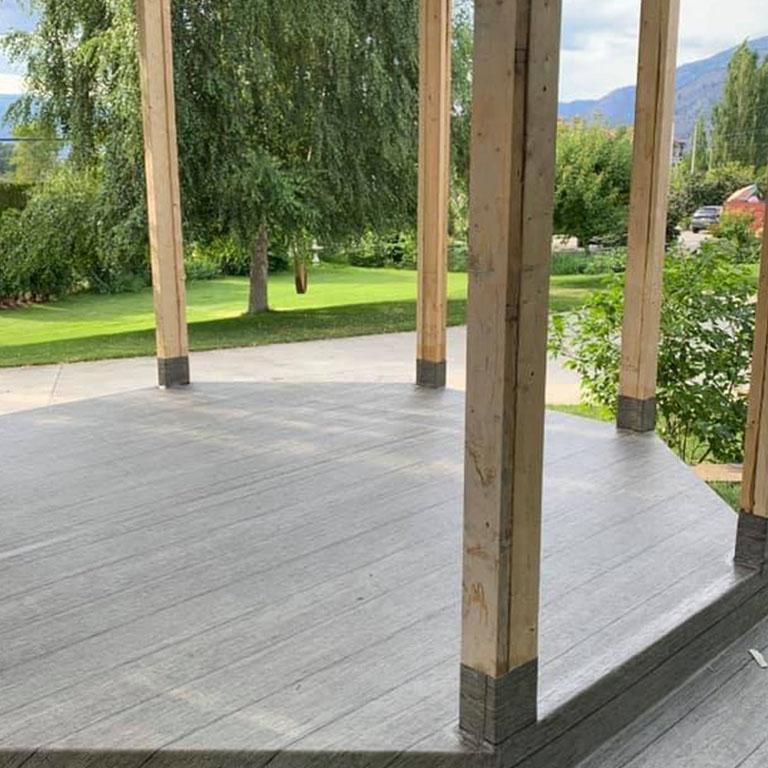 Patio Deck Renovations