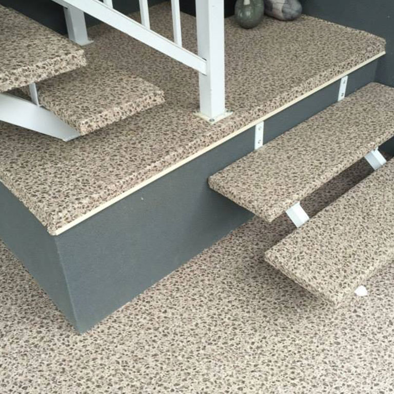 VINYL DECKING IS OUR SPECIALTY